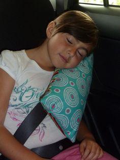 Seat Belt Pillow Create Your Own by BabyJamesHandmade on Etsy, $18.00