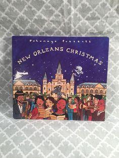 Putumayo Presents New Orleans Christmas CD