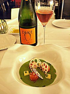 Bocca's Salmon Starter by your-lisbon-guide, via Flickr #Portugal