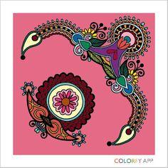 #oriental #colorfy