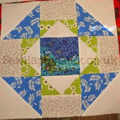 A traditional quilt block pattern that never loses it's charm can be found in this tutorial for the Churn Dash Block. Combine flying geese quilt patterns with an array of geometric shapes that will draw attention to any part of a quilt pattern.