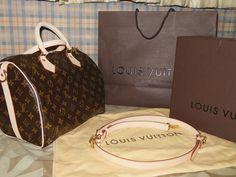 Louis Vuitton Bandouliere 30 (NEW)  on @ClozetteCo