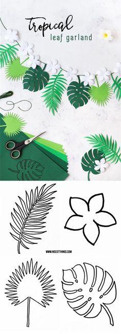 tropical-leaf-garland.png 533×1,477 ピクセル