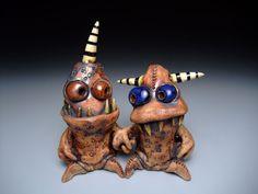 Ceramic Monsters - Monster8all