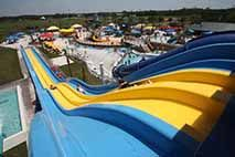 Pirate's Bay - Baytown, Texas.  $20/adult, $15/kid