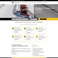 The Webilize team developed a Custom .NET Website for Ground Force Training. Ground Force Training is a nation-wide heavy equipment and driver training company providing heavy equipment training to townships counties districts and rural municipalities as well as private industries including farms construction and utility companies. -- Webilize is a team of Website/ App/ Software Developers. Email or call us for more info.