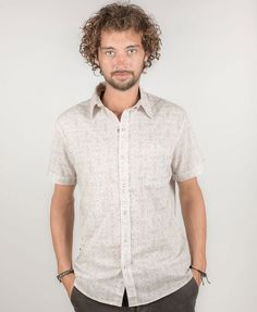 9bef3dbfecd40 28 Best SOL - Men s Button Shirts - Psychedelic Clothing images in ...