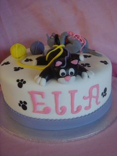 kitty cat for Elise
