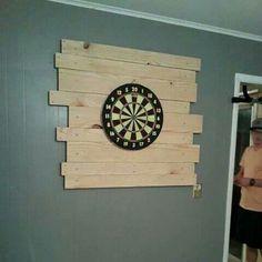 Dart Board backer