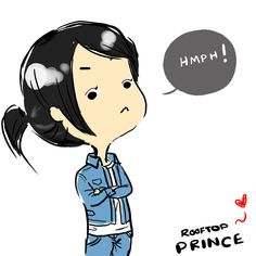 Rooftop Prince (Crown Prince) by LittleMaiTee on DeviantArt