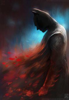 Batman - for Colorado by unique legend