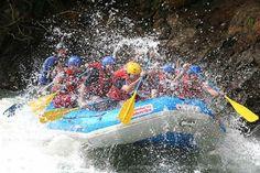 Rafting au Pacuare Lodge, Costa Rica