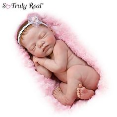 Shop for baby dolls and toy dolls at Ashton-Drake. Don't miss our selection of realistic & handcrafted lifelike baby dolls. Real Baby Dolls, Realistic Baby Dolls, Baby Girl Dolls, Boy Doll, Real Looking Baby Dolls, Cute Baby Dolls, Toddler Dolls, Baby Girls, Baby Boy