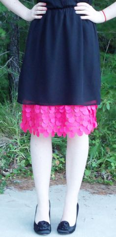 HOT PINK. Think out of the box slip extender. by SlipnStyle, $25.00