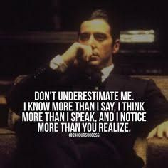 Godfather Quotes 7 Best Quotes From The Godfather images | Godfather quotes, The  Godfather Quotes