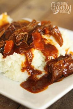 Thick and Beefy Danish Goulash -- part of Old Fashioned Goulash just like grandma made