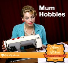 Is Mum your personal tailor?  Repin this and share with your mum and all your friends.  Don't forget to fill out our entry form here for a chance to win £500: http://quickquid.co.uk/mums-the-word
