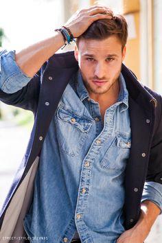As 11 melhores imagens em Vlaho Arbulic :) | Moda masculina
