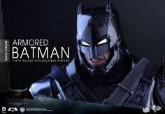 ToyzMag.com » Batman v Superman : Batman Black Chrome par Hot Toys