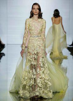 Zuhair Murad - Couture - Spring.Summer 2015 Look 16