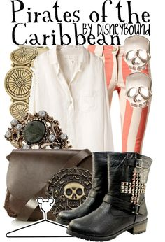 """""""Pirates of the Caribbean"""" by lalakay on Polyvore"""