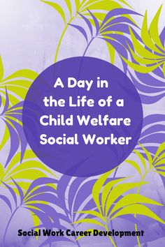 child welfare social work social