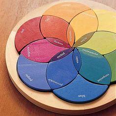 Color puzzle! Fun!