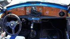 classic mini custom dash