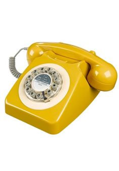 Teléfono 746 English mustard