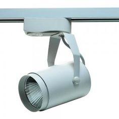 Светильник на однофазный трек светодиодный. LED 220V 7W. Белый IМ/0010/0062, основное изображение