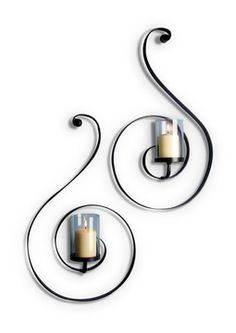 Forte Wall Sconces Set of 2