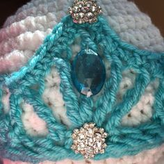 Elsa hat finished!!! Grandmaknitstoo