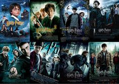 Harry Potter Film Serisi 1080p Türkçe Dublaj Full indir