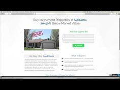 We're offering steep discounts on homes for sale in Alabama. Our Alabama investment properties are priced 20-40% below market value because we need to sell them fast. If you're a cash buyer, then you gotta be on our wholesale Alabama homes buyers list.