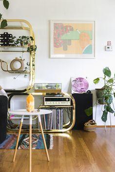 Peek Inside The Mid-Century Dream Home Of Portland Creatives Haley Ann And Thomas Bradley