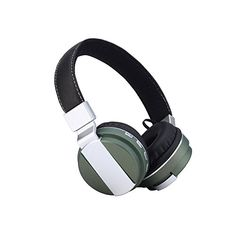 #Alltrum Over-Ear #Headphones #Wireless #Headsets, Built-in #Microphone, #Support #SD #Card Equipped with comfortable pad and softy headband,Gentle wrapped feeling,you can flexibly adjust the headband length as needed. With no pressure to wear long time; High quality clear stereo sound,noise reduction,let you deeply immersed in the ocean of music. Built in #Microphone for easy call answering; Retro styling, make your #headphones different from others. Foldable design,be free