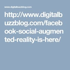 """Mark Zuckerberg this week demoed the future of Augment Reality / VR with new """"Social Reality"""" vision that brings people to life inside their Virtual Reality experiences, connected by friends to create a social-reality type experience."""