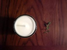 Mediterranean Fig Soy Candle - Exotic and seductive fragrance, highly fragrant