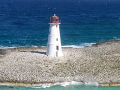 Lighthouse Nassau, Bahamas