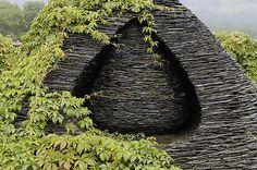 A look around Andy Goldsworthy's house   by Willem van Leuveren sr.