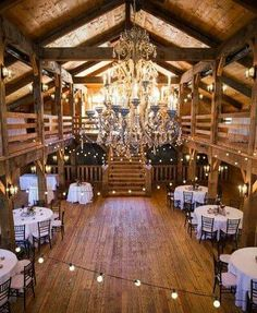 Find a barn and make this happen! #barnwedding #rusticwedding #wedding  {Photo via: Studio Nouveau} Source: Before You Say I Do