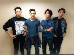 CNBLUE, ARENA TOUR WAVE CONCERT IN JAPAN.... DAEBAK!