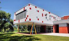 Nuova Scuola Elementare a Quinto Vicentino - Vicenza Italy
