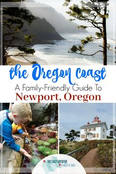 The Oregon Coast is beautiful so it can be hard to choose which coastal town to visit. Check out why Newport, Oregon is the perfect destination for families. Everything from lodging to activities and more. Oregon Vacation, Oregon Road Trip, Oregon Travel, Road Trip Usa, Travel Usa, Travel Tips, Columbia Travel, Mexico Vacation, California Travel