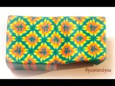 tie dye kaleidoscopic cane - YouTube