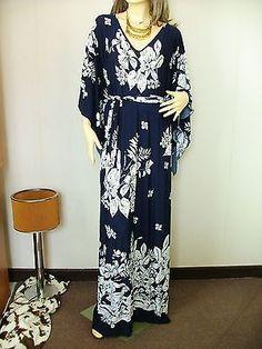 New Boho Kaftan Caftan Women's Floral Beach Summer Maxi Long Dress Plus Size