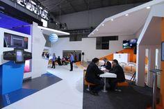MOBILE WORLD CONGRESS 2015 Innovation City Mobile World Congress 2015 Blok: Dirección técnica y producción Proyecto realizado como Oficina Técnica de Servifira Project Cliente: GSMA Diseño: George P. Johnson