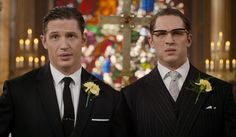 Tom Hardy - Legend Cannot wait to see this!