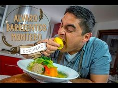 Albondigas Soup Recipe, Chilean Recipes, Stew, Soup Recipes, Chowders, Videos, Youtube, Salads, Meatball Casserole