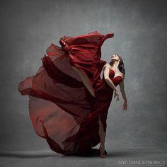Ils photographient la danse... et révèlent toute la majesté des corps